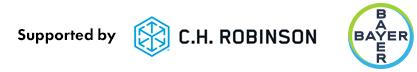 C.H. Robinson, Bayer