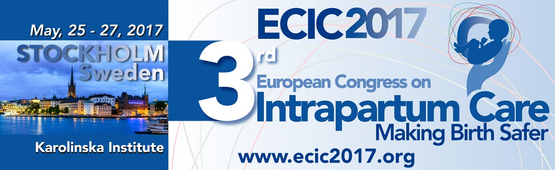 3rd European Congress on Intrapartum Care