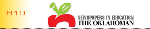 Newspapers in Education logo