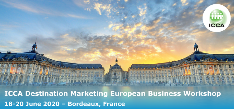 ICCA Destination Marketing European Business Workshop