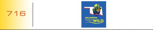 Oklahoma Project Wild logo