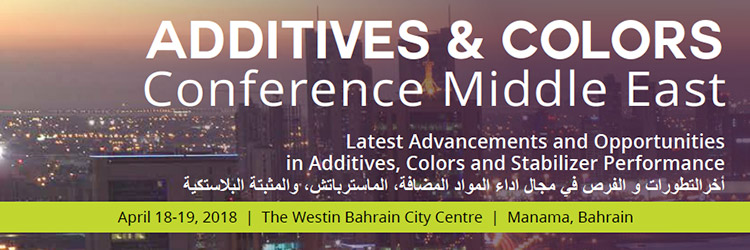 Additives and Colors Middle East