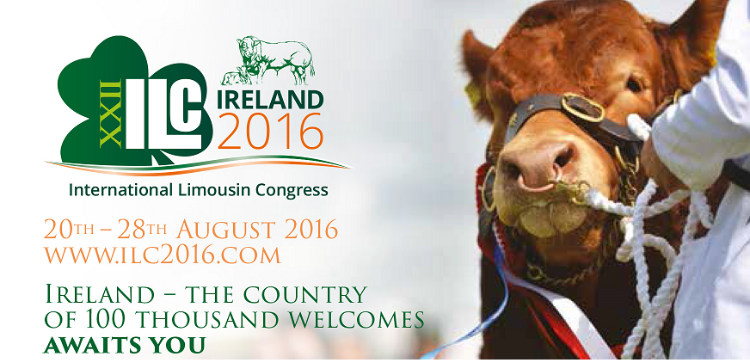 International Limousin Congress 2016