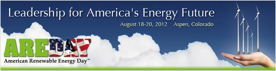 AREDAY - American Renewable Energy Day Summit & Expo! 2011