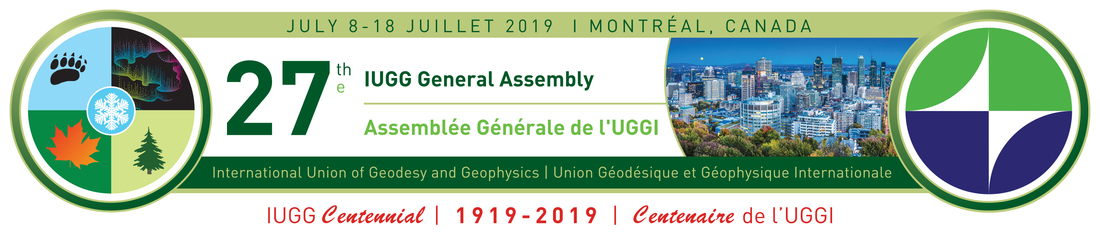 27th IUGG General Assembly 2019 (Sponsorship)
