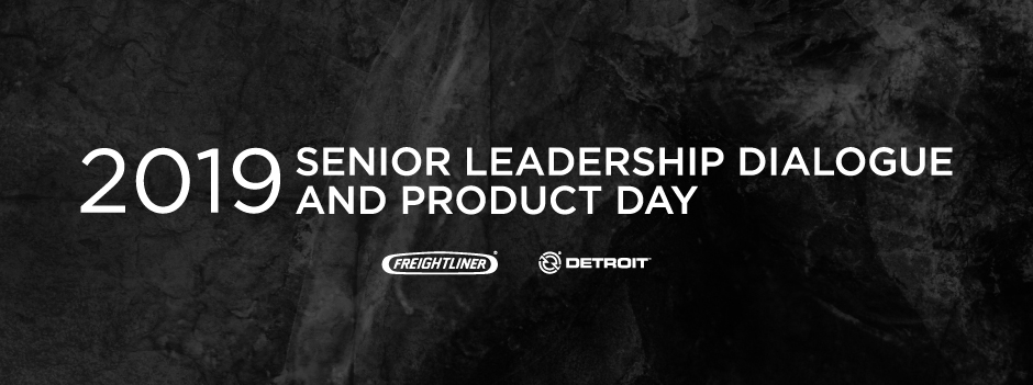 2019 Sales and Marketing Senior Leadership Dialogue and Product Day