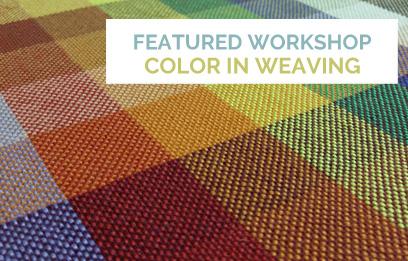 Color in Weaving