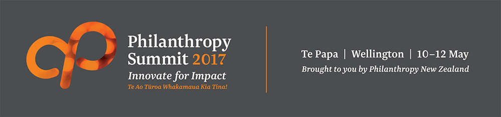 Philanthropy Summit 2017