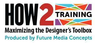 Future Media Concepts, HOW2 Training, Adobe Photoshop, Adobe Illustrator, InDesign, video production
