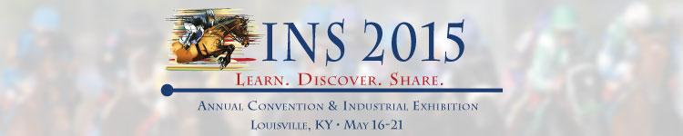 2015 INS Annual Convention and Industrial Exhibition