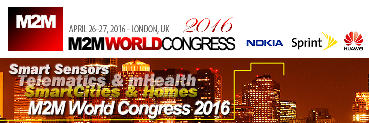 M2M WORLD CONGRESS 2016