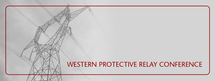 Western Protective Relay Conference 2017