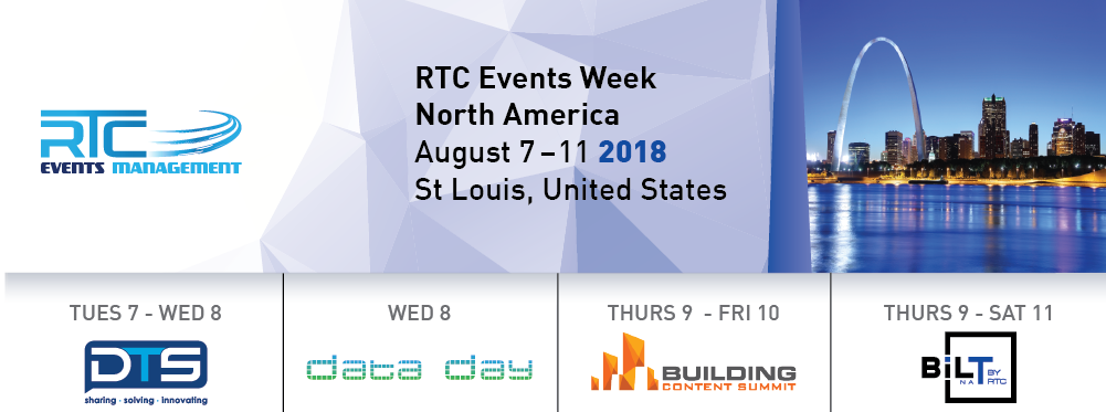 RTC Events Week North America 2018