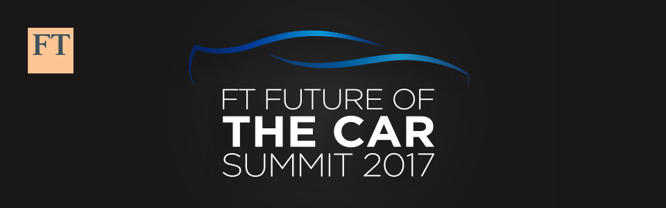 Ft Future Of The Car Summit 2017