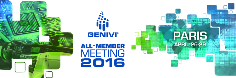 GENIVI 14th All-Member Meeting