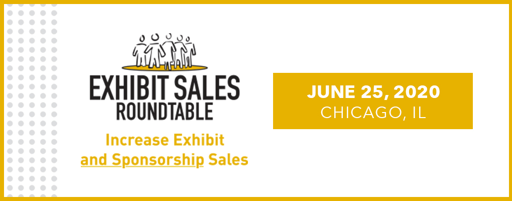 Exhibit Sales Roundtable (ESR) June