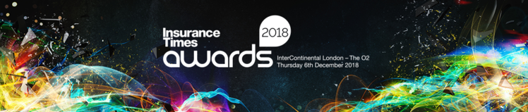 Insurance Times Awards 2018 Nomination Categories