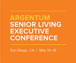 Argentum Senior Living Executive Conference