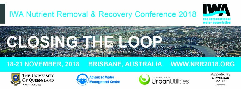 2018 IWA Nutrient Removal & Recovery Conference