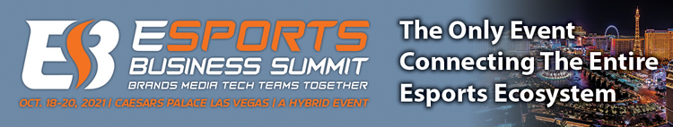 2021 Esports Business Summit