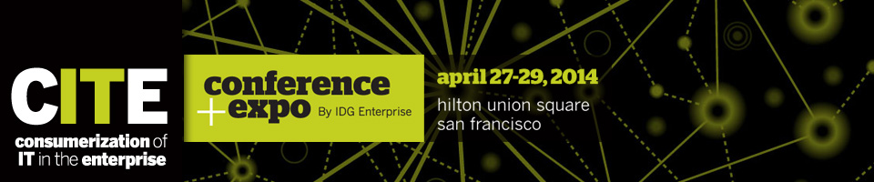 CITE Conf. and Expo SF 2014