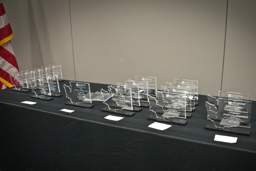 Opening Ceremony - Lifesaving Awards