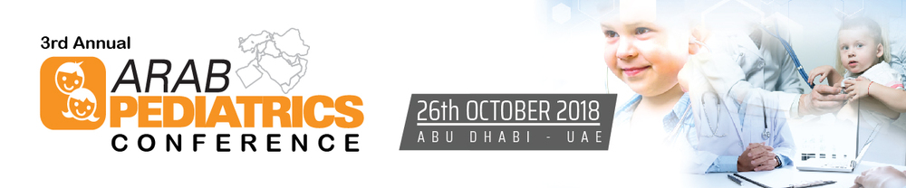 3rd Arab Pediatric Conference 2018 _Oct 26, 2018