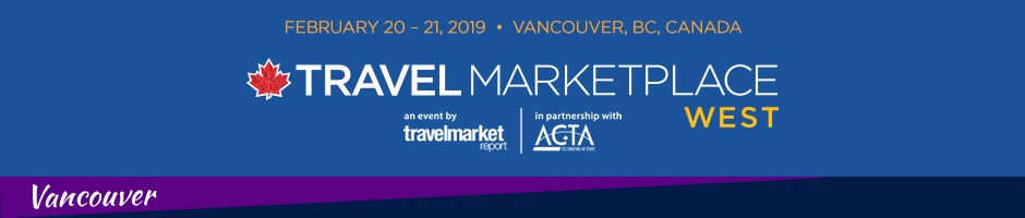 Travel MarketPlace West 2019