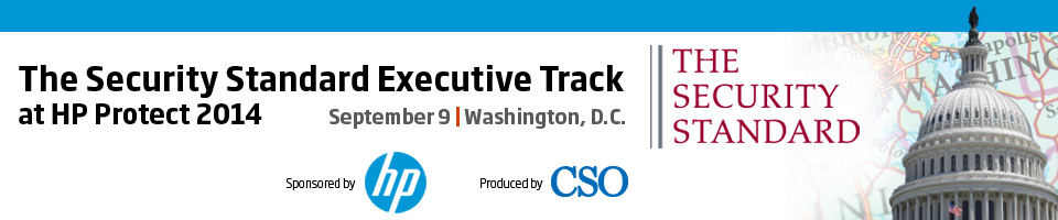 The Security Standard Executive Track 2014