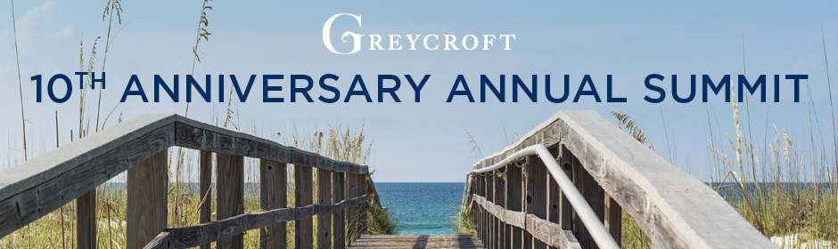Greycroft's 10th Anniversary Annual Summit