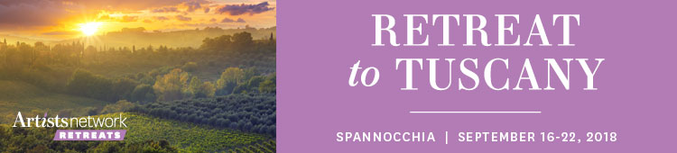 Artists Network Events: Retreat to Tuscany