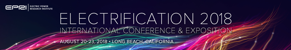 Electrification 2018 International Conference & Exposition