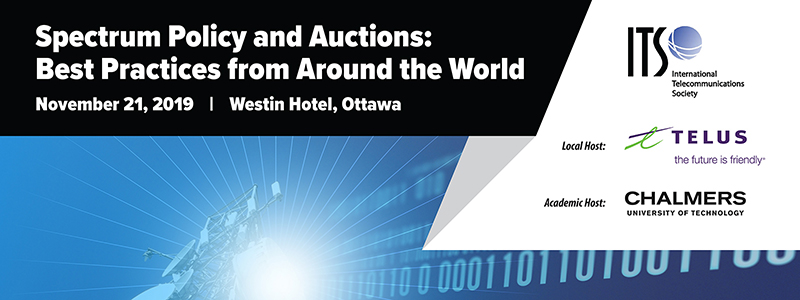 Spectrum Policy and Auctions: Best Practices from Around the World