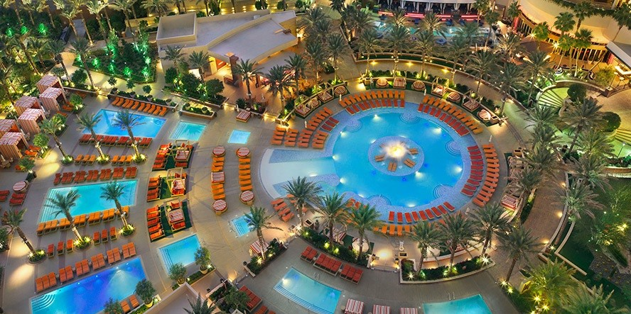 The Resort Off Strip Offers Complimentary Daily Scheduled Shuttle Service To Las Vegas Or Airport Making This One Of Best Hotels