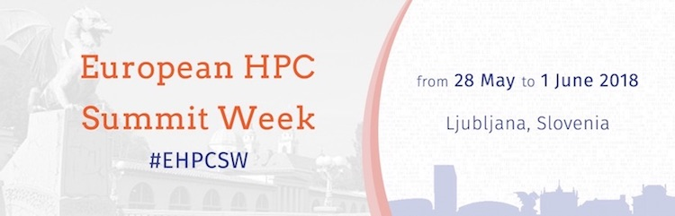 2018 European HPC Summit Week