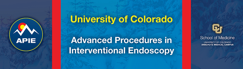 Advanced Procedures in Interventional Endoscopy 2019