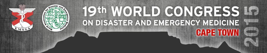 19th World Congress on Disaster & Emergency Medicine