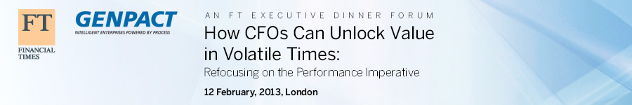 How CFOs can Unlock Value in Volatile Times