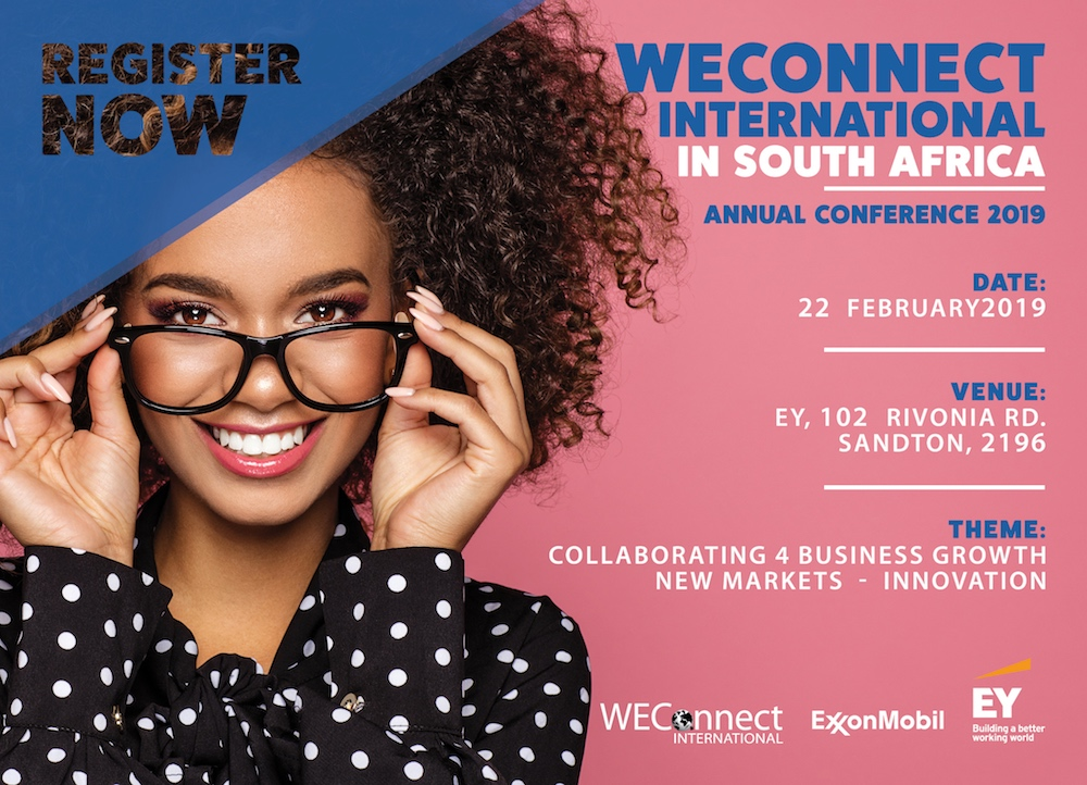 2019 WEConnect International in South Africa Annual Conference