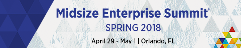 Midsize Enterprise Summit Spring 2018