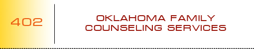 Oklahoma Family Counseling Services logo