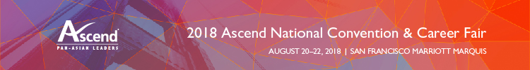 2018 Ascend National Convention & Career Fair