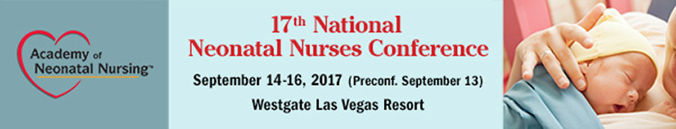 17th National Neonatal Nurses Conference 2017