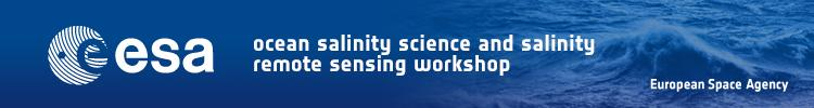 Ocean Salinity Science and Salinity Remote Sensing Workshop