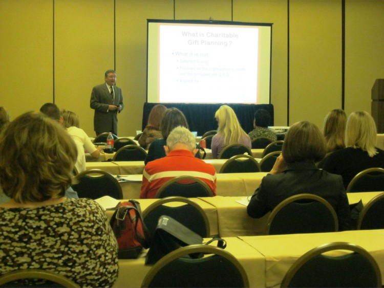 2013 National Conference on Philanthropic Planning
