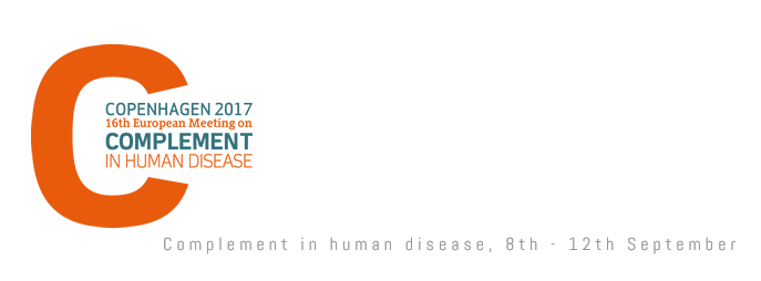 16th European Meeting on Complement in Human Disease