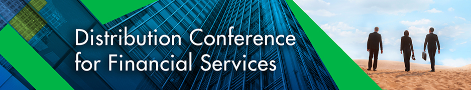 2019 Distribution Conference for Financial Services