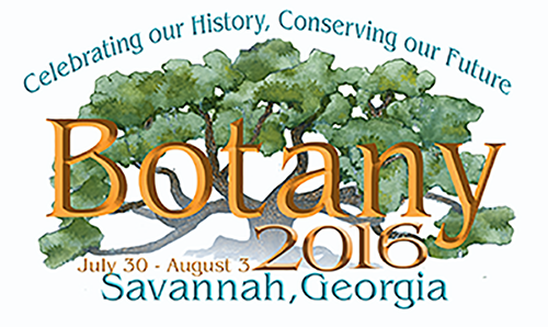 Botany 2016 - Celebrating Our History, Conserving Our Future