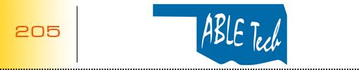 Oklahoma Able Tech logo
