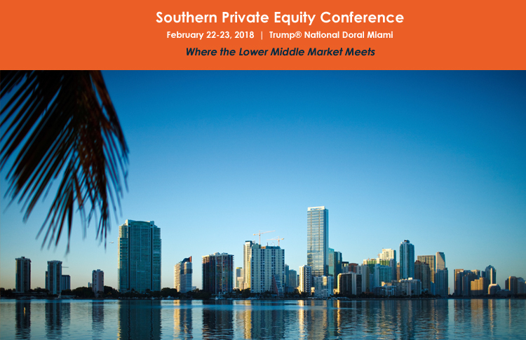 2018 Southern Private Equity Conference